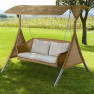 Go Green with the Contemporary Rattan Furniture